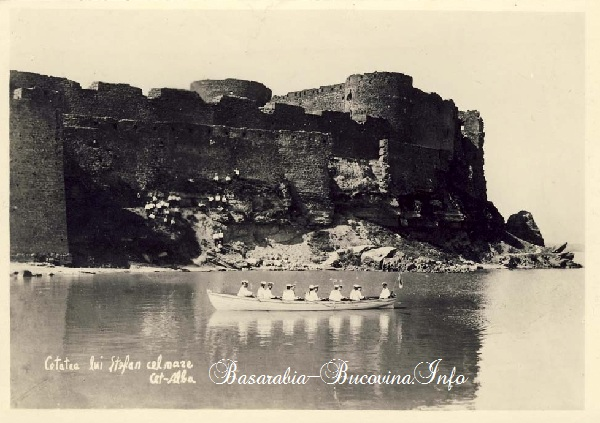 11 Cetatea Alba Ilustrata Veche Basarabia-Bucovina.Info
