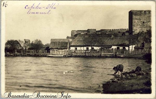 14 Cetatea Alba Ilustrata Veche Basarabia-Bucovina.Info