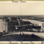 25 Cetatea Hotin de sus - Ilustrata Veche - Basarabia-Bucovina.Info