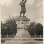 30 Stefan cel Mare si Sfant Statuia de la Chisinau - Ilustrata Veche - Basarabia-Bucovina.Info