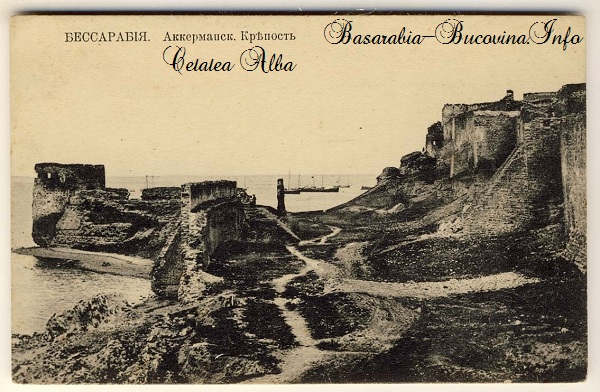 8 Cetatea Alba Ilustrata Veche Basarabia-Bucovina.Info