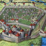 Cetatea Alba Reproducere Mariana Slapac Basarabia-Bucovina.Info