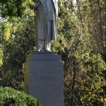 Cetatea Chilia 01b  - Statuia lui Lenin - Basarabia.Bucovina.Info.jpg