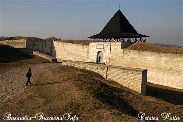 Cetatea Hotin 02 - Basarabia-Bucovina.Info