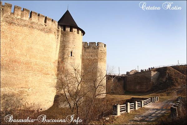 Cetatea Hotin 21 - Basarabia-Bucovina.Info