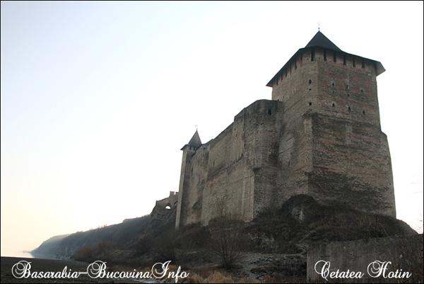 Cetatea Hotin 23 - Basarabia-Bucovina.Info