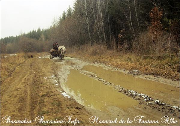 Masacrul de la Fantana Alba 01 - Basarabia-Bucovina.Info