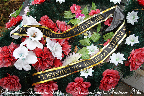 Masacrul de la Fantana Alba 20 - Basarabia-Bucovina.Info