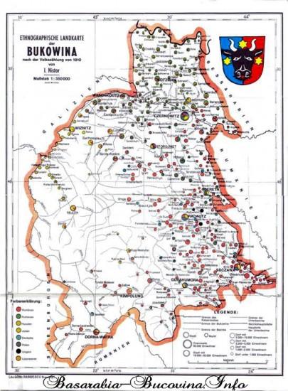 Unirea Bucovinei cu Ţara – 28 Noiembrie 1918 (18 noiembrie pe stil vechi). SCURT ISTORIC