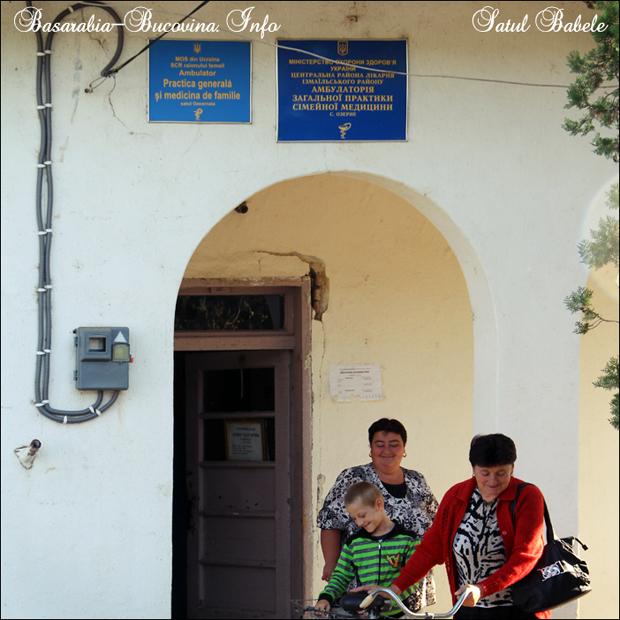 Satul Babele - Raionul Ismail - Regiunea Bugeac - Basarabia de Sud - Basarabia-Bucovina.Info
