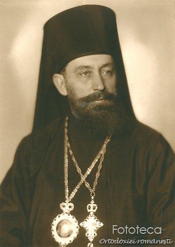 Parintele Visarion Puiu Episcop al Hotinului