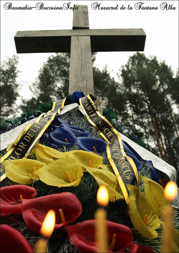 Masacrul de la Fantana Alba - Basarabia-Bucovina.Info