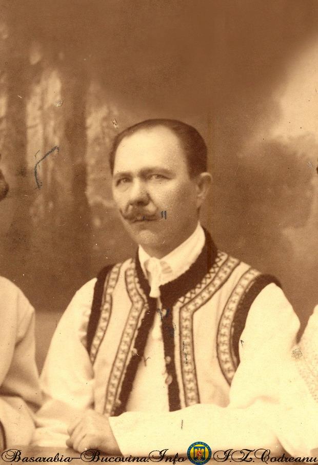 12 Ion Zelea Codreanu - Basarabia-Bucovina.Info