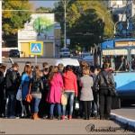 15 La coada la autobuz in Tiraspol 2012 - foto Cristina Nichitus Roncea - Basarabia-Bucovina.Info