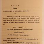 2 Lege asupra Unirii Bucovinei cu Tara - 1 - Basarabia-Bucovina.Info