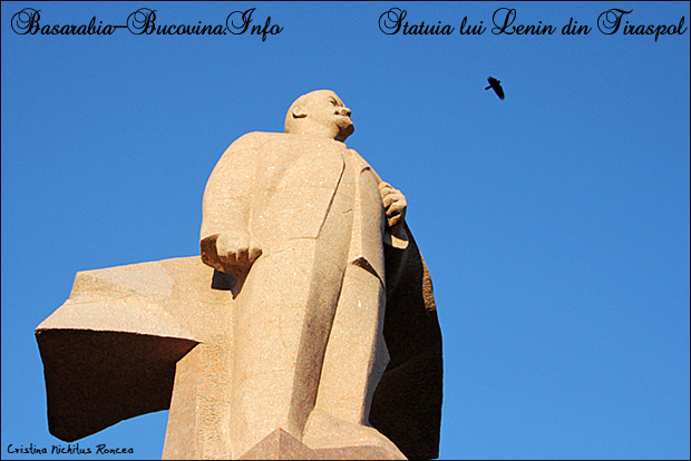 25 Lenin la Tiraspol 2012 - foto Cristina Nichitus Roncea - Basarabia-Bucovina.Info