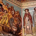 5 Manastirea Noul Neamt - pictura romaneasca - foto Cristina Nichitus Roncea (1)
