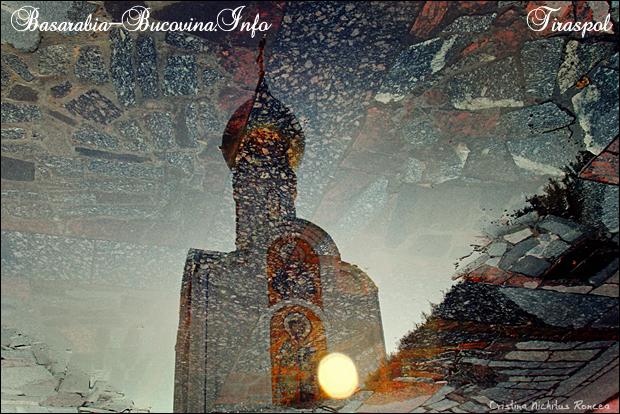 7 Reflexie de turla in Tiraspol 2012 - Foto Cristina Nichitus Roncea - Basarabia-Bucovina.Info