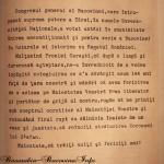 7 Scrisoarea lui Iancu Flondor catre Rege 1918 - Basarabia-Bucovina.Info
