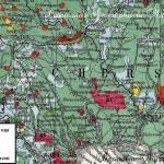 Harta Etnica Romani Transnistria Ethnic Map Sec 19 - Basarabia-Bucovina.Info