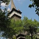 12 Biserica de Lemn din Apsa de Jos - 1561- Maramuresul Istoric - Transcarpatia -Basarabia-Bucovina.Info