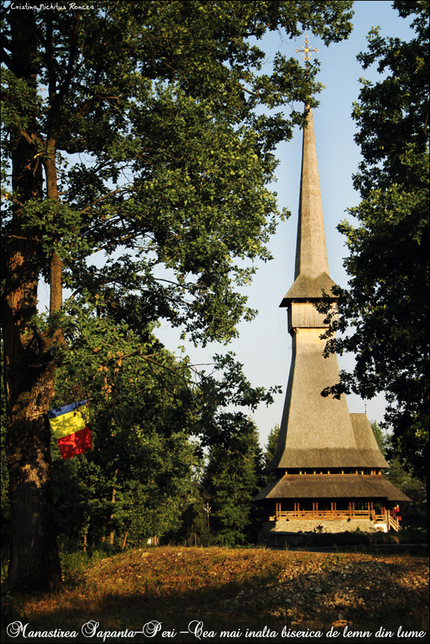 14 Manastirea Sapanta-Peri Sf Arh Mihail - Foto Cristina Nichitus Roncea - Basarabia-Bucovina.Info