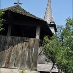 4 Biserica de Lemn din Apsa de Jos - 1561- Maramuresul Istoric - Transcarpatia -Basarabia-Bucovina.Info