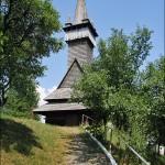 5 Biserica de Lemn din Apsa de Jos - 1561- Maramuresul Istoric - Transcarpatia -Basarabia-Bucovina.Info