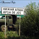 Apsa de Jos - Maramuresul Istoric - Transcarpatia -Basarabia-Bucovina.Info