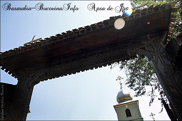 Biserica Ortodoxa din Apsa de Jos 00 - Maramuresul Istoric - Transcarpatia -Basarabia-Bucovina.Info