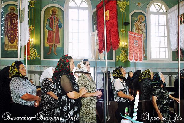 Biserica Ortodoxa din Apsa de Jos 14 - Maramuresul Istoric - Transcarpatia -Basarabia-Bucovina.Info