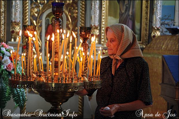Biserica Ortodoxa din Apsa de Jos 5 - Maramuresul Istoric - Transcarpatia -Basarabia-Bucovina.Info