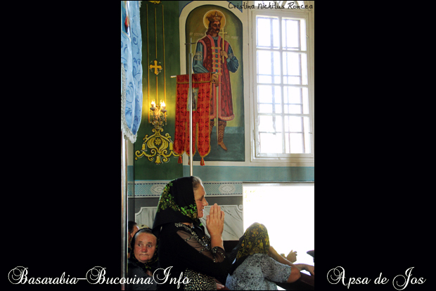 Biserica Ortodoxa din Apsa de Jos 6 - Maramuresul Istoric - Transcarpatia -Basarabia-Bucovina.Info