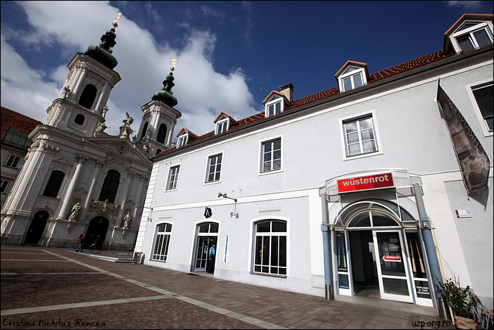 5 Galeria de arta romaneasca in Graz - foto Cristina Nichitus Roncea