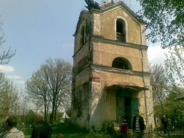 11 Napadeni - Turla vechii Biserici - Pr ziarist Grigore Constantinescu - Glasul Basarabiei - Basarabia-Bucovina.Info