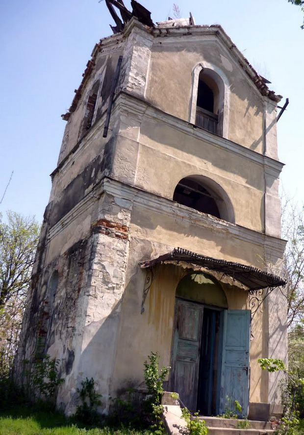 4 Turla vechii Biserici din Napadeni - Pr ziarist Grigore Constantinescu - Glasul Basarabiei - Basarabia-Bucovina.Info