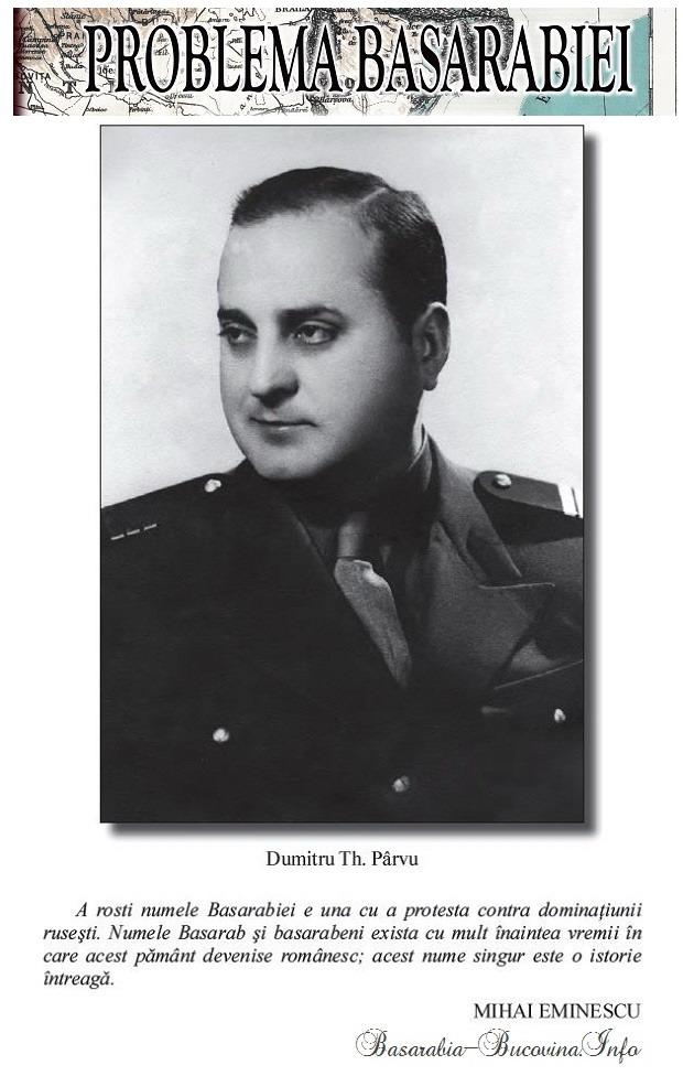 Dumitru Th. Parvu - via Basarabia-Bucovina.Info