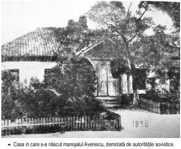 Casa din Babele, Ismail in care s-a nascut maresalul Alexandru Averescu - demoalata de sovietici - Basarabia-Bucovina.Info