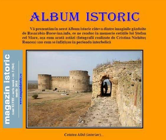 Magazin Istoric Martie 2014 Basarabia-Bucovina.Info Foto Album Cristina Nichitus Roncea
