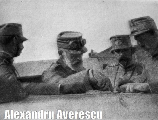 Maresalul Alexandru Averescu pilot - Basarabia-Bucovina.Info
