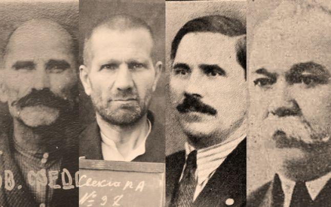 Deputati si senatori baasarbeni arestati de NKVD si trimis in Gulag