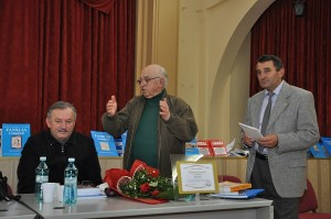 Dl Vasile Ilica onorat la Oradea- Foto Gheorghe Petrila - Basarabia-Bucovina.Info