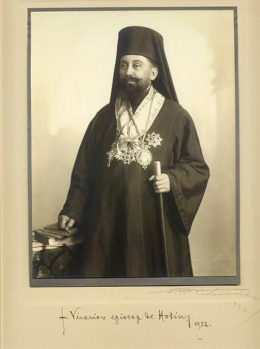 1932, Visarion Puiu - Episcop de Hotin - Basarabia-Bucovina.Info