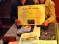 """Ceremonia de premiere a veteranului Vasile Ilica de către Basarabia-Bucovina.Info la Muzeul Ţăranului Român. FOTO/VIDEO: """"De ce ne urăsc ruşii"""""""