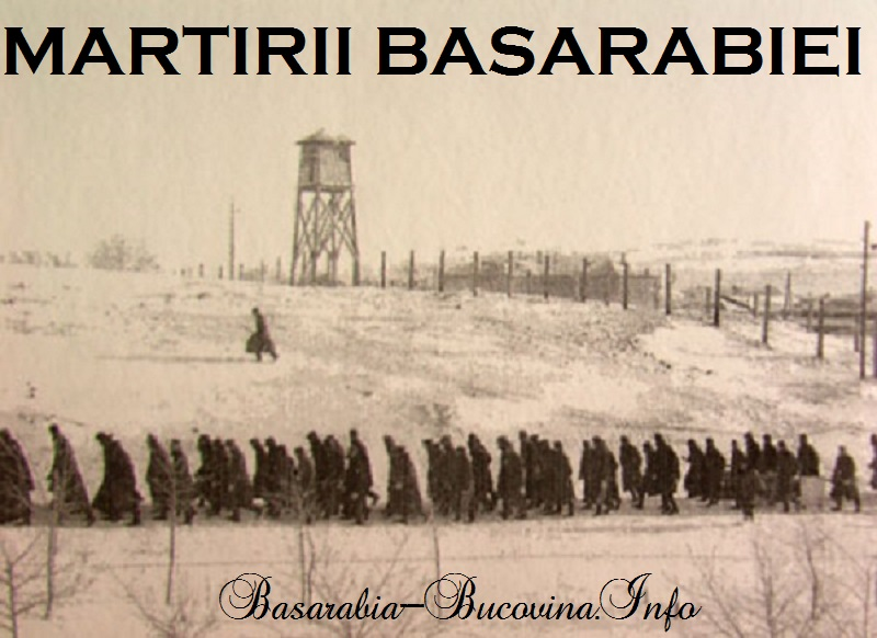 Artizanii Unirii - Martirii Basarabiei - Prizonieri_Kazahstan