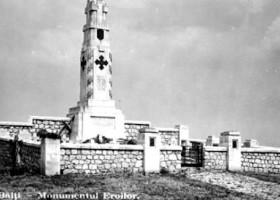 Cimitirele Eroilor Romani, uitate, abandonate sau distruse in Republica Moldova – Cazul Balti. Dr. arh. Alexandru Budişteanu, INST: Gânduri despre soldaţi căzuţi şi nu numai